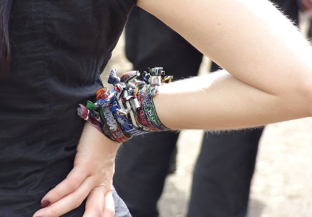 How To Remove A Festival Wristband Without Cutting It