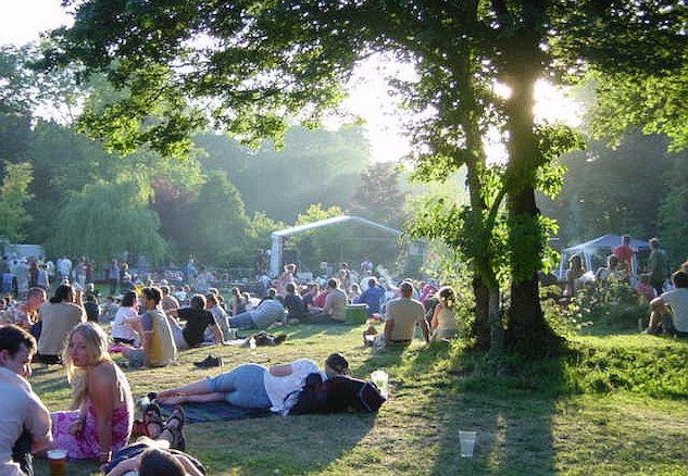 Best Small unknown festivals
