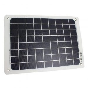 10W Portable Solar Panel Battery Charger