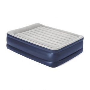 High Rise Flock King Size Airbed
